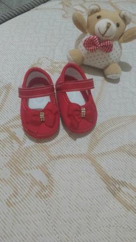 Combo de sapatinhos