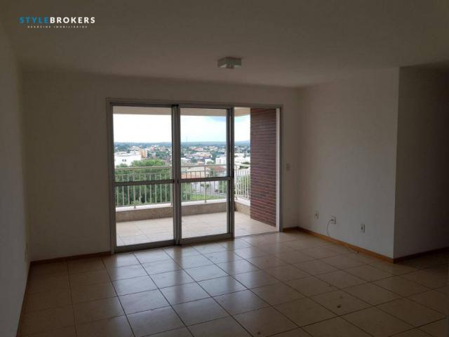 Apartamento Innovare Condomínio Club - Bairro Jardim Kennedy - Cuiabá-MT - Foto 5