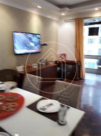 Apartamento à venda com 3 dormitórios em Tijuca, Rio de janeiro cod:846151 - Foto 8