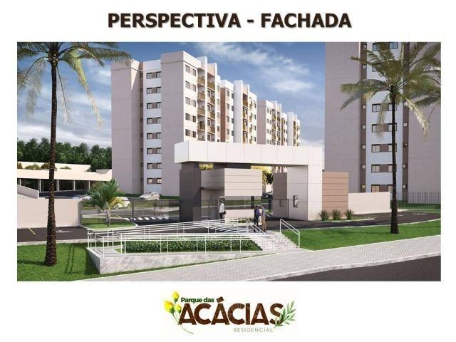 Apartamento 02 Dormitórios No Colonia Rio Grande - Foto 2