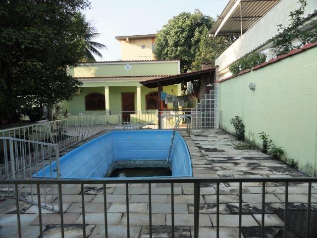 Realengo - casa 02 quartos com piscina - Foto 16
