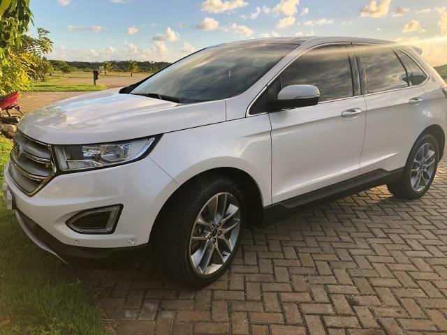 Ford NEW EDGE 3.5L V6, TiTANiUM AWD, 2018, versão mais top de Linha, OPORTUNIDADE - Foto 8
