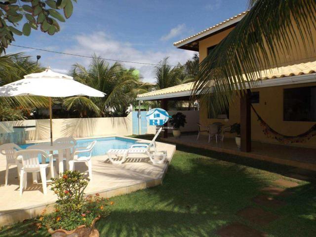 Casa de condomínio à venda com 4 dormitórios em Guarajuba, Guarajuba (camaçari) cod:33 - Foto 7