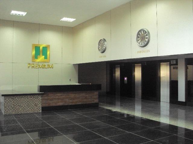 Ótima Sala Comercial no Edifício Premium Business - Parquelândia - Foto 4