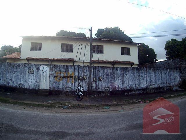 Apartamento para alugar de 57 m² por r$450,00/mês no bairro passaré. - Foto 2