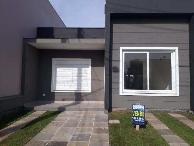 VM Imoveis vende casa pronta de 3 dorms no cond Vale dos lírios em Gravataí - Foto 12