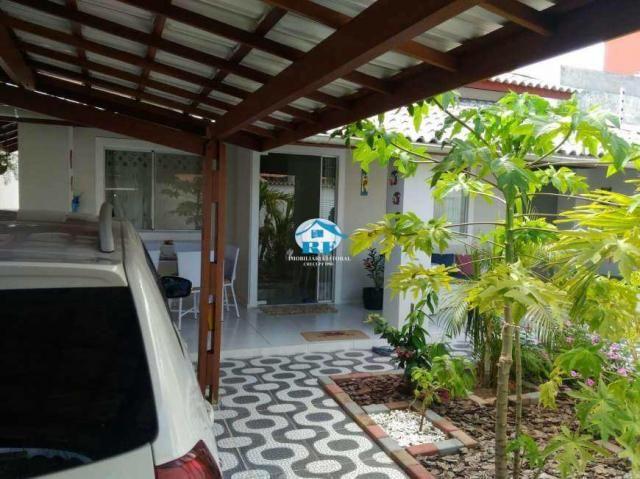 Casa de condomínio à venda com 3 dormitórios em Arembepe, Arembepe (camaçari) cod:25 - Foto 2