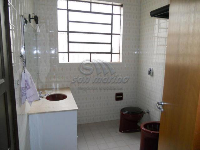 Casa à venda com 3 dormitórios em Centro, Jaboticabal cod:V1449 - Foto 12