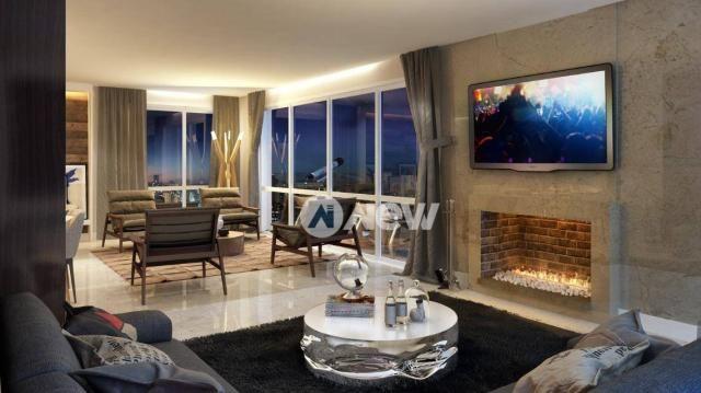 Apartamento com 3 dormitórios à venda, 256 m² por r$ 2.387.900,00 - mauá - novo hamburgo/r - Foto 4