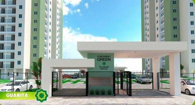 Apartamento de 2 quartos Eldorado - Parcelas a partir de 525,00