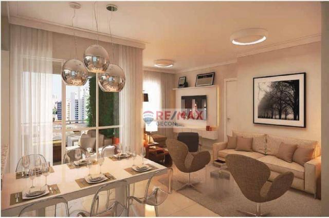 VIVAZ - Apartamento 12Om2, com 3 dormitórios à venda por R$ 736.150,00 - Foto 3