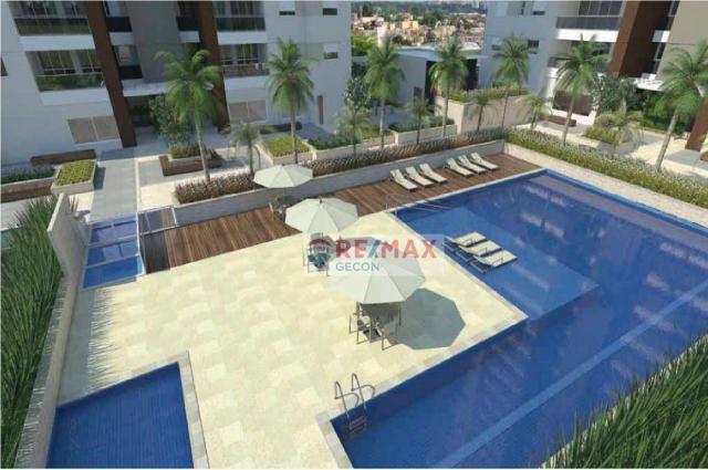 VIVAZ - Apartamento 12Om2, com 3 dormitórios à venda por R$ 736.150,00 - Foto 7