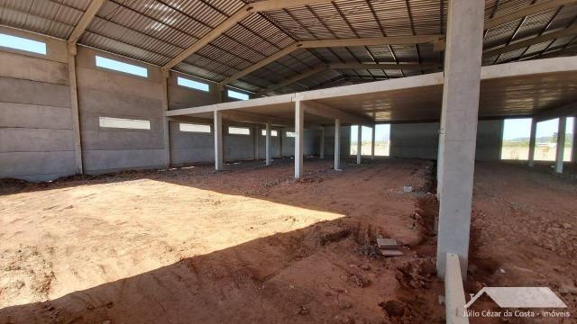 Galpão/depósito/armazém para alugar em Urlândia, Santa maria cod:44420 - Foto 5