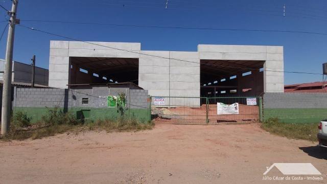 Galpão/depósito/armazém para alugar em Urlândia, Santa maria cod:44420 - Foto 3
