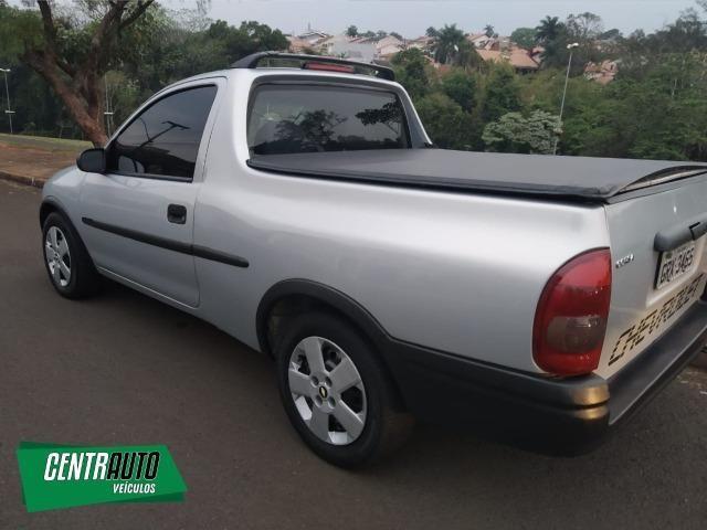 Gm-pick-up corsa 1999 com direção hidráulica - Foto 4