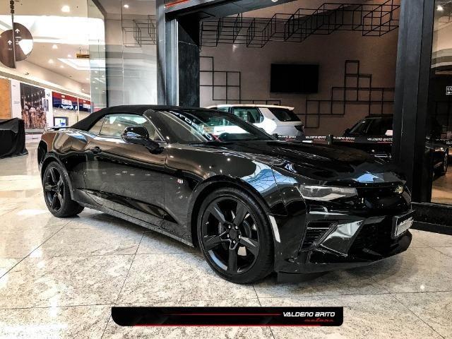 Lindo Camaro SS Conversível 6.2 V8 2018 - Foto 2