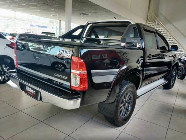 Toyota Hilux LIMITED CD 3.0 4X4 DIESEL AUTOMÁTICA - Foto 10