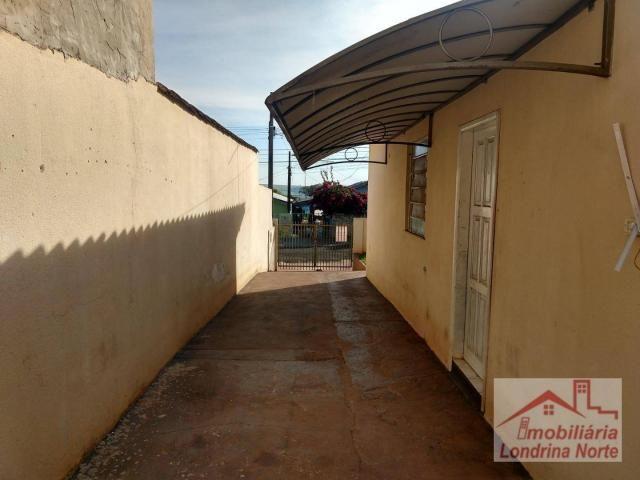 Casa com 3 dormitórios para alugar, 65 m² por R$ 650/mês - Conjunto Vivi Xavier - Londrina - Foto 6