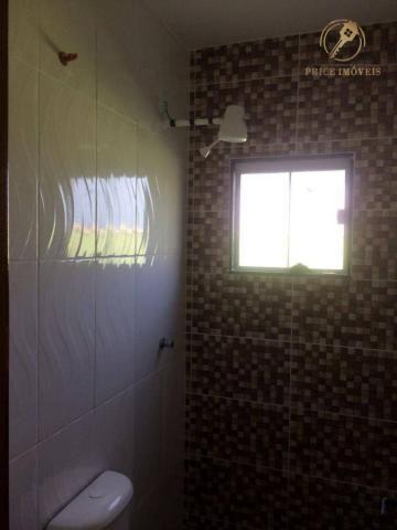 CA2001 Casa com 2 dorm à venda, por R$ 160.000 - Piscina Unamar - Cabo Frio/RJ - Foto 6