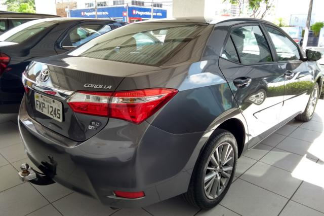 Corolla Xei aut. flex 2.0 2016 - Foto 4