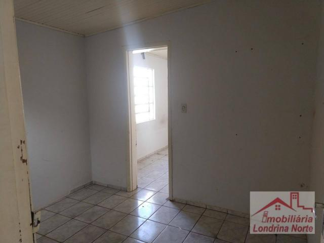 Casa com 3 dormitórios para alugar, 65 m² por R$ 650/mês - Conjunto Vivi Xavier - Londrina - Foto 13