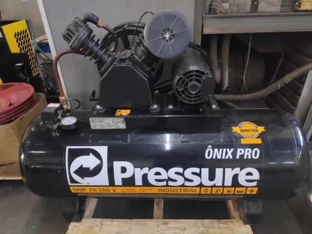 Compressor de ar 20 pcm Pressure