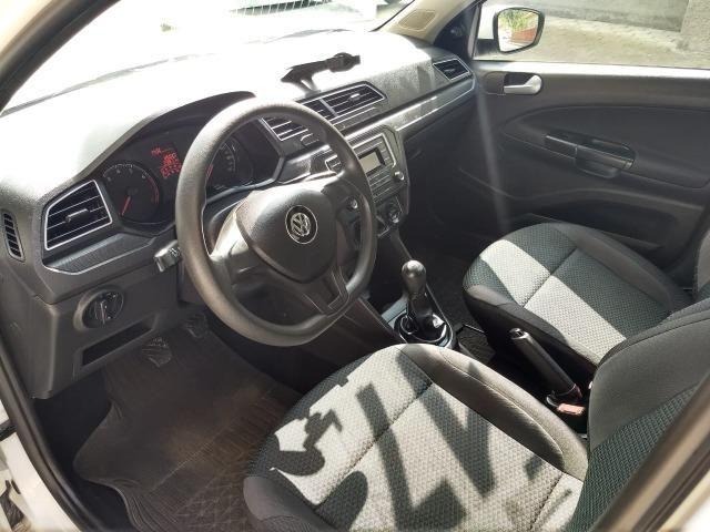 VW Gol G7 Trendline 1.0 2017 - Completo, 29.000km - Foto 7