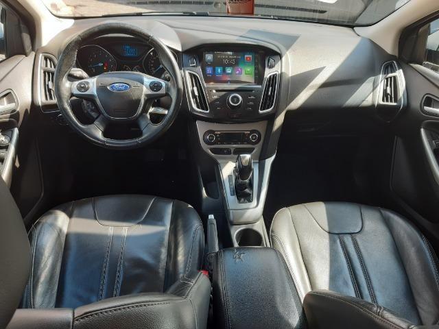 Ford Focus 2015 Automático Top !! - Foto 6