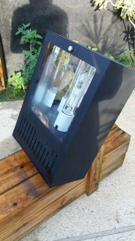 Luminária para poste com lâmpada 250w - Foto 4