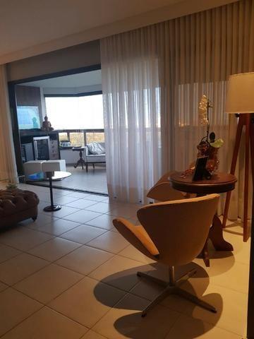 Apartamento Grenville Lumno 4 Suítes 225m2 Alto Decorado Nascente linda vista mar - Foto 10