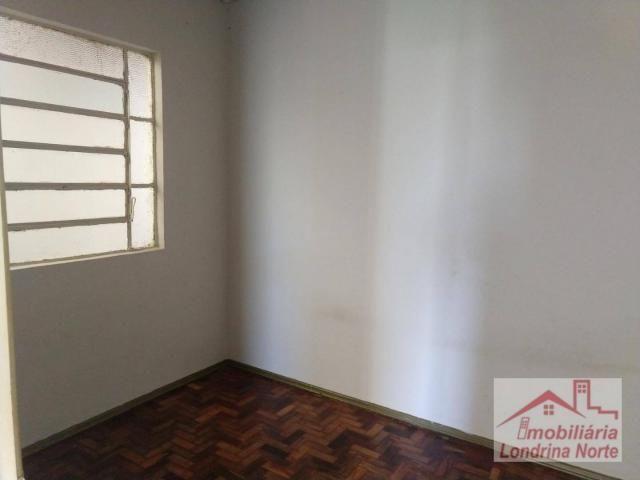 Casa com 3 dormitórios para alugar, 65 m² por R$ 650/mês - Conjunto Vivi Xavier - Londrina - Foto 10