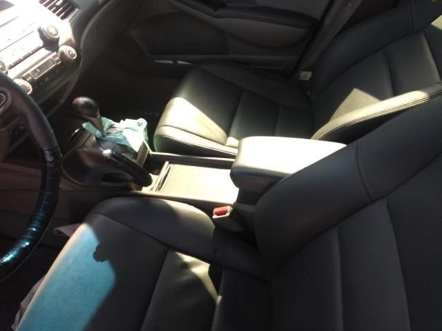 Honda Civic Automático apenas à Gasolina, super conservado - Foto 6
