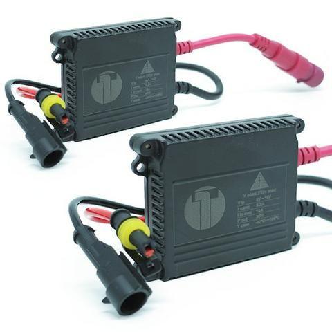 Kit Xênon Completo H1 H3 H7 H11 HB3 HB4 H4-2 8000K com Reator e Lâmpada - Foto 4