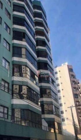 Apartamento com 3 dormitórios para alugar, 131 m² por R$ 500,00/dia - Centro - Balneário C - Foto 11