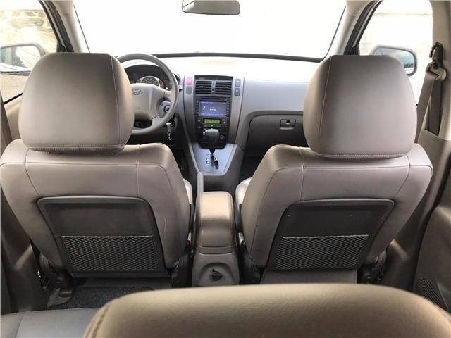Hyundai Tucson 2.0 mpfi gls top 16v 143cv 2wd flex 4p automático - Foto 5