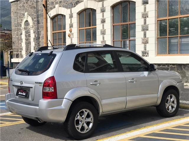 Hyundai Tucson 2.0 mpfi gls top 16v 143cv 2wd flex 4p automático - Foto 4