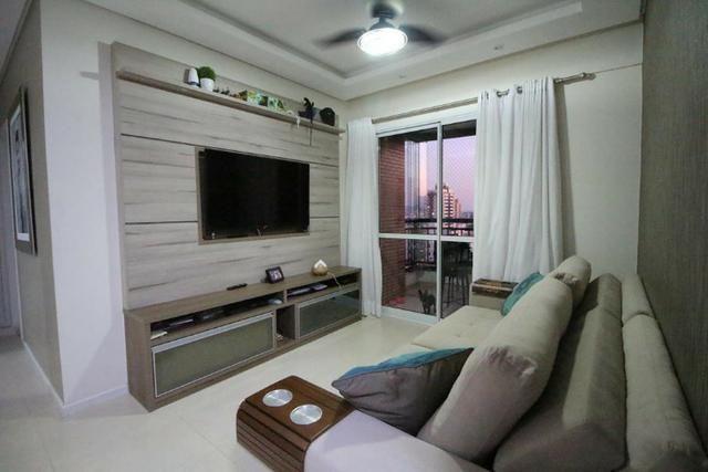 Oportunidade!! Apartamento 2 dormitórios(1 suíte) mobiliado no Kobrasol!! - Foto 4