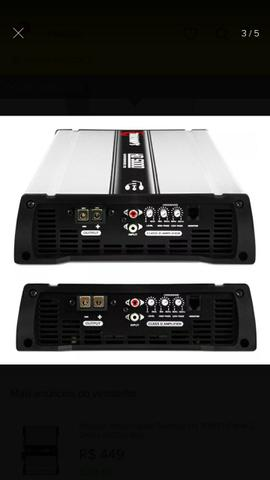 Módulo Amplificador Taramps HD5000