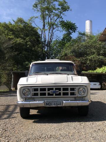 Chevrolet D10 Pernkins Diesel - Foto 4