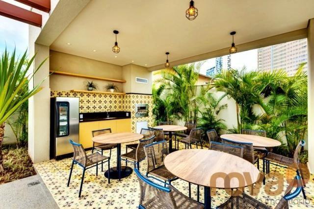 Apartamento à venda com 4 dormitórios em Setor marista, Goiânia cod:NOV235819 - Foto 11