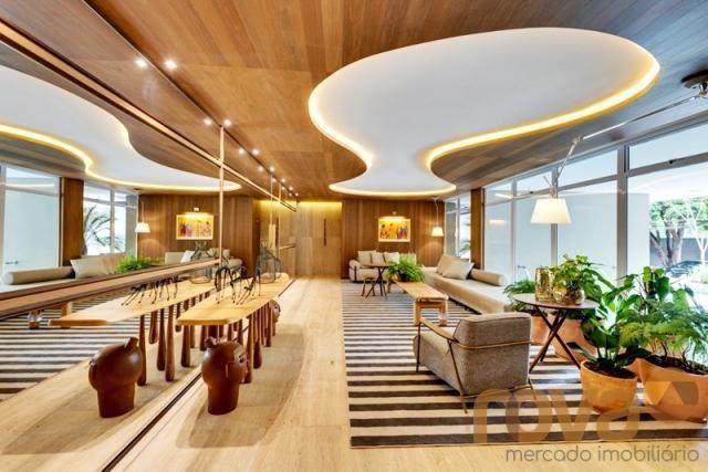 Apartamento à venda com 4 dormitórios em Setor marista, Goiânia cod:NOV235819 - Foto 9