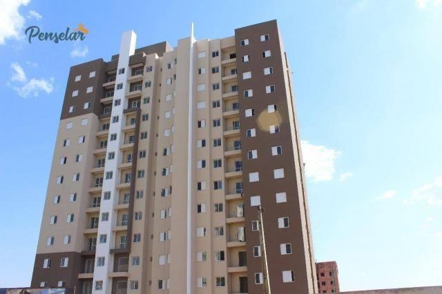 Apartamento com 3 dormitórios à venda, 63 m² por R$ 353.038,75 - Jardim Vista Verde - Inda - Foto 14
