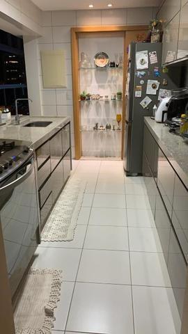 Apartamento Duplex 142m2 3Q st Oeste/lindo/vista perfeita/25a/aceita permuta menor Valor - Foto 17