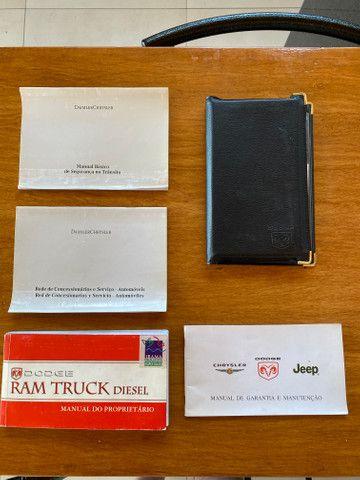 Ram 2500 cs 4x4 diesel 6 cilindros cummins - Foto 18