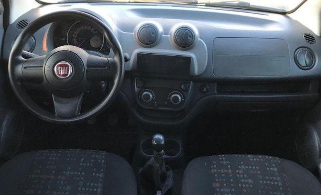 Fiat Uno Vivace 1.0 Fire 2015 Novinho 100% financiado - Foto 9