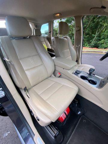 Jeep Grand Cherokee Limited V6 3.6 2015 top baixa km - Foto 11
