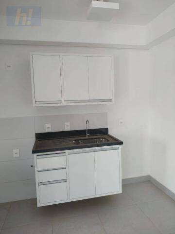 Apartamento com 1 dormitório para alugar, 44 m² por R$ 1.200/mês - Jardim Redentor - São J - Foto 4