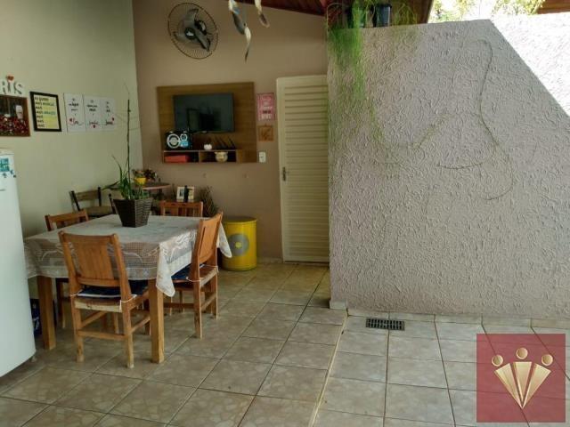 Casa com 3 dormitórios à venda por R$ 742.000 - Vila José De Paula - Mogi Guaçu/SP - Foto 8