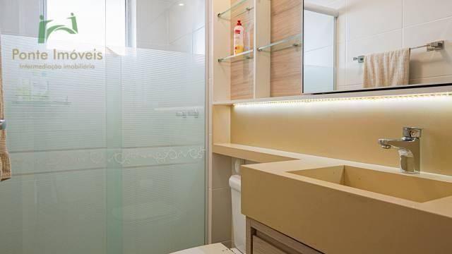 Apartamento com 2 dormitórios à venda, 75 m² por R$ 580.000,00 - Itacorubi - Florianópolis - Foto 3