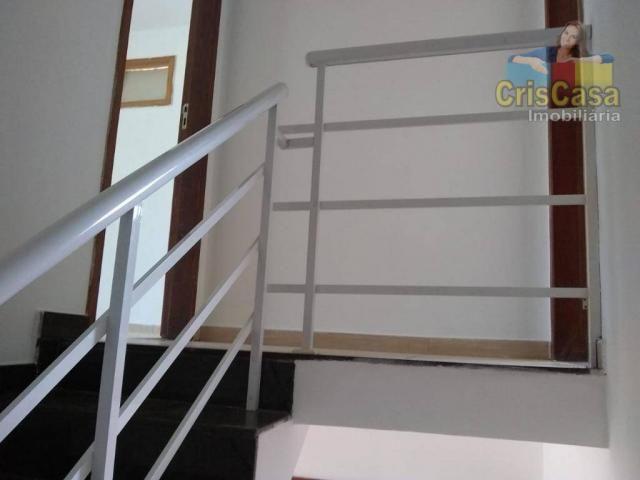 Casa com 2 dormitórios à venda, 80 m² por R$ 240.000,00 - Village Rio das Ostras - Rio das - Foto 3